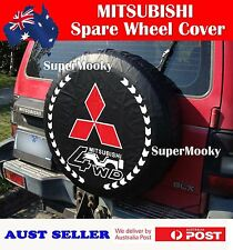 Spare Wheel Tyre Cover Mitsubishi Pajero Challenger AUST STOCK Fast Postage
