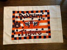 """Auburn University Pillowcase 20"""" x 25"""" NEW War Eagle!"""