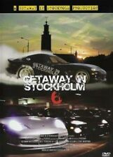 Getaway In Stockholm 6 DVD After Hours Street Car Races