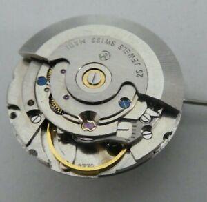 Vintage ETA 2778  Automatic 25 JEWELS Watch movement for part  (E 53)