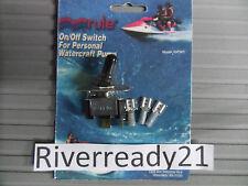 Rule bilge pump switch 360-500-800-1100 boat pwc jet-ski sea-doo wave-runner New