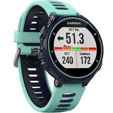 Garmin Forerunner 735XT HRM and GPS Watch - Blue