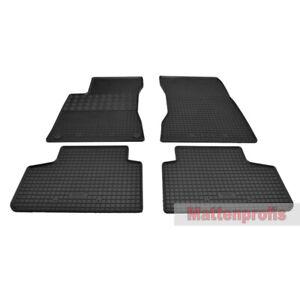 Mattenprofis Gummimatten Gummifußmatten passend für Mercedes Benz GLB X247 ab Bj