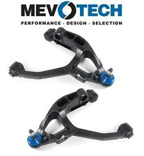 Chrysler Aspen Dodge Durango Pair Set of 2 Front Lower Control Arms Mevotech