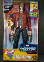 Marvel Guardians Of The Galaxy Vol. 2 Music Mix Star-Lord Hasbro