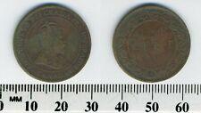 Canada 1903 - 1 Cent Bronze Coin - King Edward VII - #1