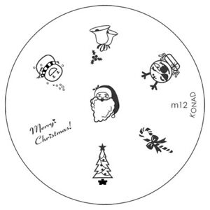Konad Nail Art Image Discs