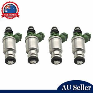 4pcs For Toyota Camry Celica MR2 Solara 2.2L  Fuel Injector Nozzle 23250-74100