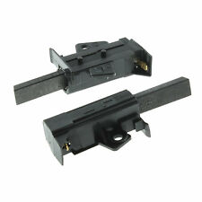 2 Carbon Brushes & Holders For Hotpoint WMA35 WMA36 WMA37 Washing Machines