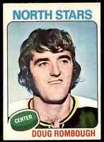 1975-76 O-Pee-Chee Doug Rombough #161