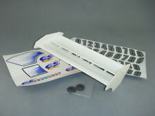 GS Racing The Eagle High Downforce Nylon Wing for 1/8 Buggy/Truggy, White <New>