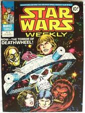 STAR WARS WEEKLY # NO 37 OCT 1978 MARVEL UK COMIC VERY GOOD CONDITION