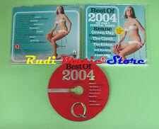 CD Q MAGAZINE BEST 2004 compilation PROMO 2004 KEANE FRANZ FERDINAND (C15)