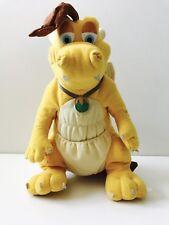 "Vintage Dragon Tales Quetzal Plush 2000 Size 12"" Playskool Free Shipping"