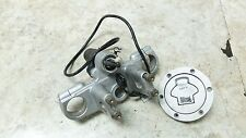 09 BMW G 650 GS G650 G650gs key and ignition lock set gas cap