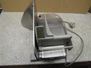 Graef Allesschneider EH 170 T Aufschnittmaschine, Brotmaschine, Metall, gebrauch