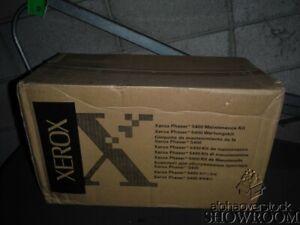 New Genuine OEM Xerox 109R00521 Maintenance 110V Kit Phaser 5400 109R521
