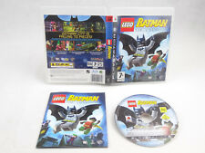 Lego Batman The Video Game PlayStation 3 PS3 Complete PAL