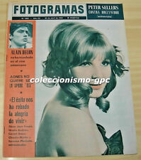 FOTOGRAMAS 863 AGNES SPAAK Cover 1965 PETER SELLERS ALAIN BARRIERE DELON G.FORD
