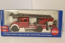 Siku 1/50 4114 Magirus Fire Engine Diecast Model New MIB