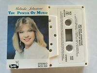 MELINDA JOHNSTONE...POWER OF MUSIC - - Oz Country Cassette NEW OLD STOCK! Bunyip
