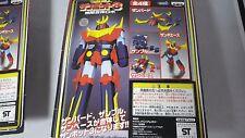 New muteki choujin Zambot 3 Action Figure BANPRESTO Japan Full Set zambot 3