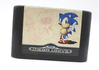 Jeu Sega MegaDrive Sonic The Hedgehog Très Bon état
