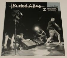 Buried Alive Last Rites LP NEW sealed  Victory Hardcore Punk Terror