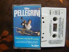 K7 Audio TROMPETTE DE PLATINE  par Gilles Pellegrini / Les treteaux 6639