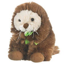 New Sea Otter Small Plush Stuffed Animal Toy Gift by Wildlife Artists XL Toys