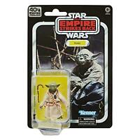 Yoda Star Wars The Empire Strikes Back 40th Anniversary Action Figure