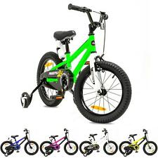 Kinderfahrrad 12 16 Zoll BMX Kinderfahrrad Aluräder Kinderfahrräder Stützräder