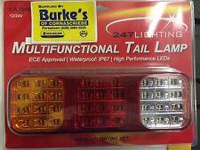 LED Multifunzionale grandi Tail Luce Posteriore Tail Luce-RIMORCHIO / Auto / Van / Caravan