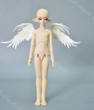 1/4  bjd doll dolls elf ear boy +big wings +free eyes+face make up