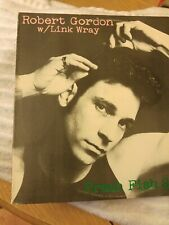 Robert Gordon Link Wray Fresh Fish Special LP 1978 Private Stock