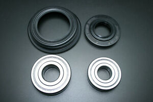 SKF Drum Bearing Kit for MIELE W3240 WPS Washing Machine INCLUDES BOTH SEALS