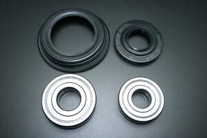 SKF MIELE Drum Bearing Repair Kit W500 W504 Washing Machine Includes BOTH SEALS