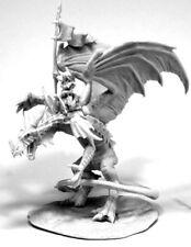 1 x DRAGON RIDER KYRA & LAVARATH - BONES REAPER figurine miniature rpg 77557