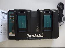 MAKITA DC18RD 18V 18 Volt Dual Port Rapid Li-ion Charger BL1850 Bl1840 Bl1830