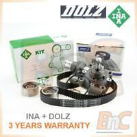 INA DOLZ HEAVY DUTY TIMING BELT KIT & WATER PUMP SET IVECO DAILY III 2.8
