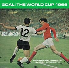 JOHN HAWKSWORTH - GOAL! THE WORLD CUP 1966 - NEW CD SOUNDTRACK