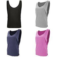 Hip Length Cotton V Neck Tops & Shirts for Women