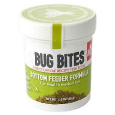 Fluval Bug Bites Bottom Feeder Formula Granules for Small-Medium Fish 1.59 oz