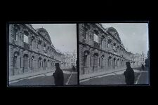 Burgundy France Photo Amateur Plate Stereo Negative to 1925