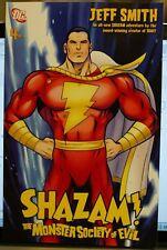 SHAZAM THE MONSTER SOCIETY OF EVIL #4 1ST PRINT  DC COMICS (2007)