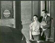 Claude Jade Frederick Stafford in Topaz 1969 original movie photo 13617