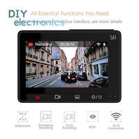 "Xiaomi Yi 2.7"" LCD HD 1080P WIFI Car Dash Camera DVR Recorder Black US"