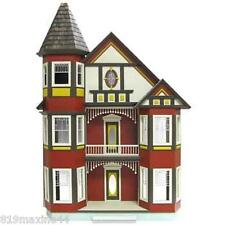New Lady Dollhouse Kit, one-step assembly, guaranteed fit and durability!*