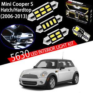 17pcs Xenon White 5630 LED Interior Dome Light Kit For MINI Cooper Hatchback R56