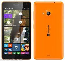 Teléfonos móviles libres de orange con 8 GB de almacenaje